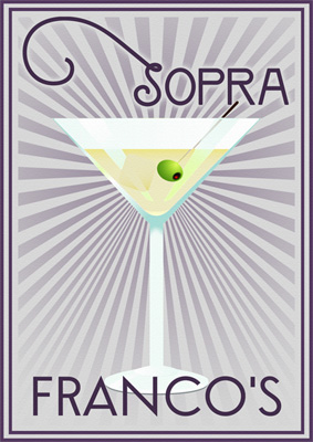Sopra - a new dining experience at Franco's